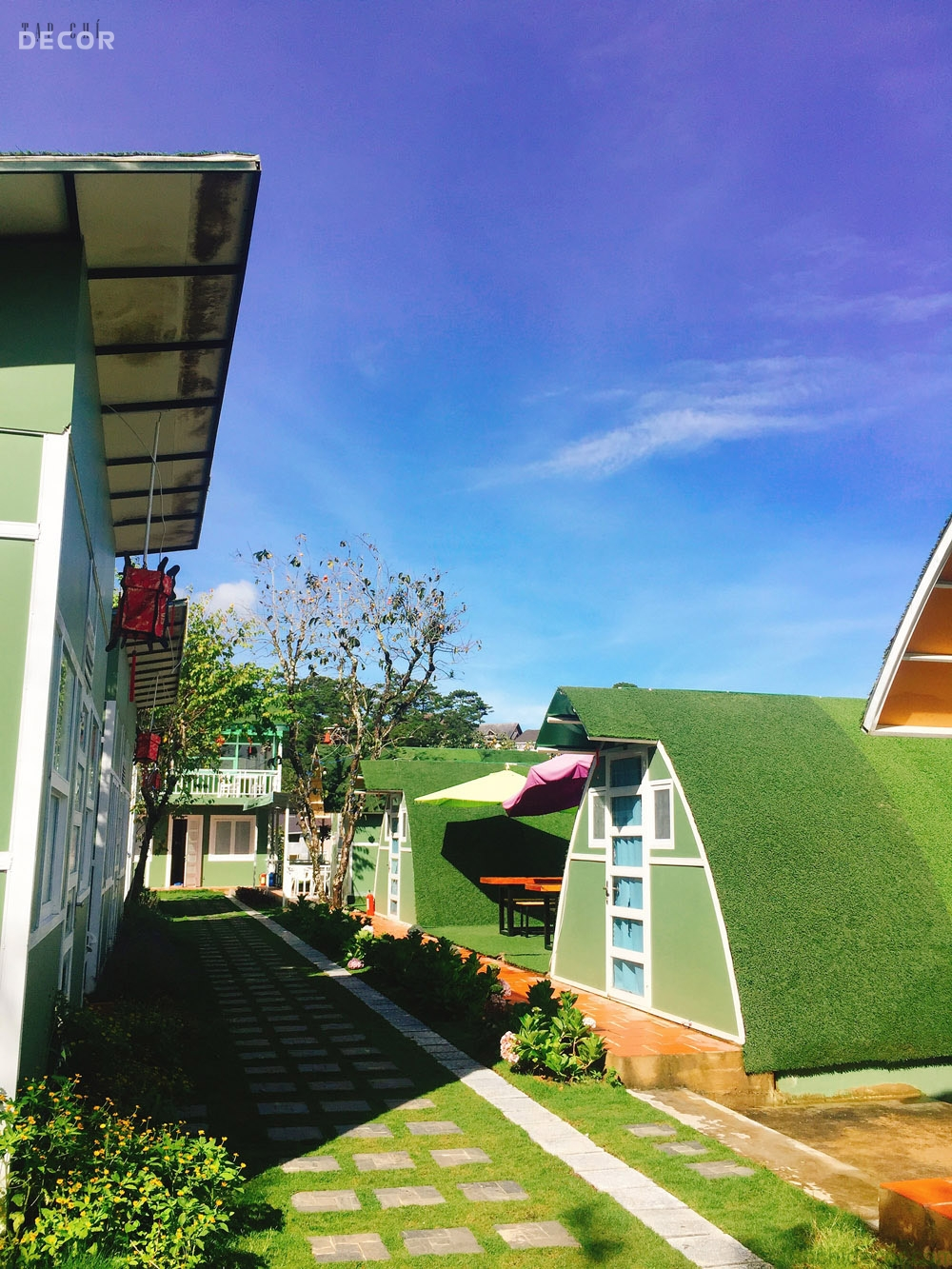 Homestay Green Land Đà Lạt